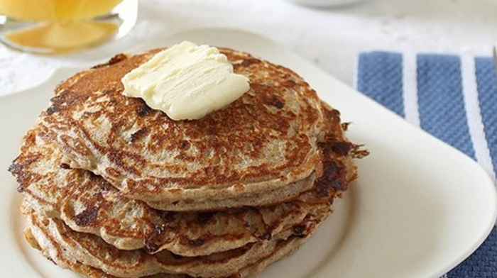 Protein Packed Pancakes!