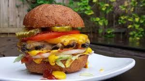 Best Dang Turkey Burgers Ever!