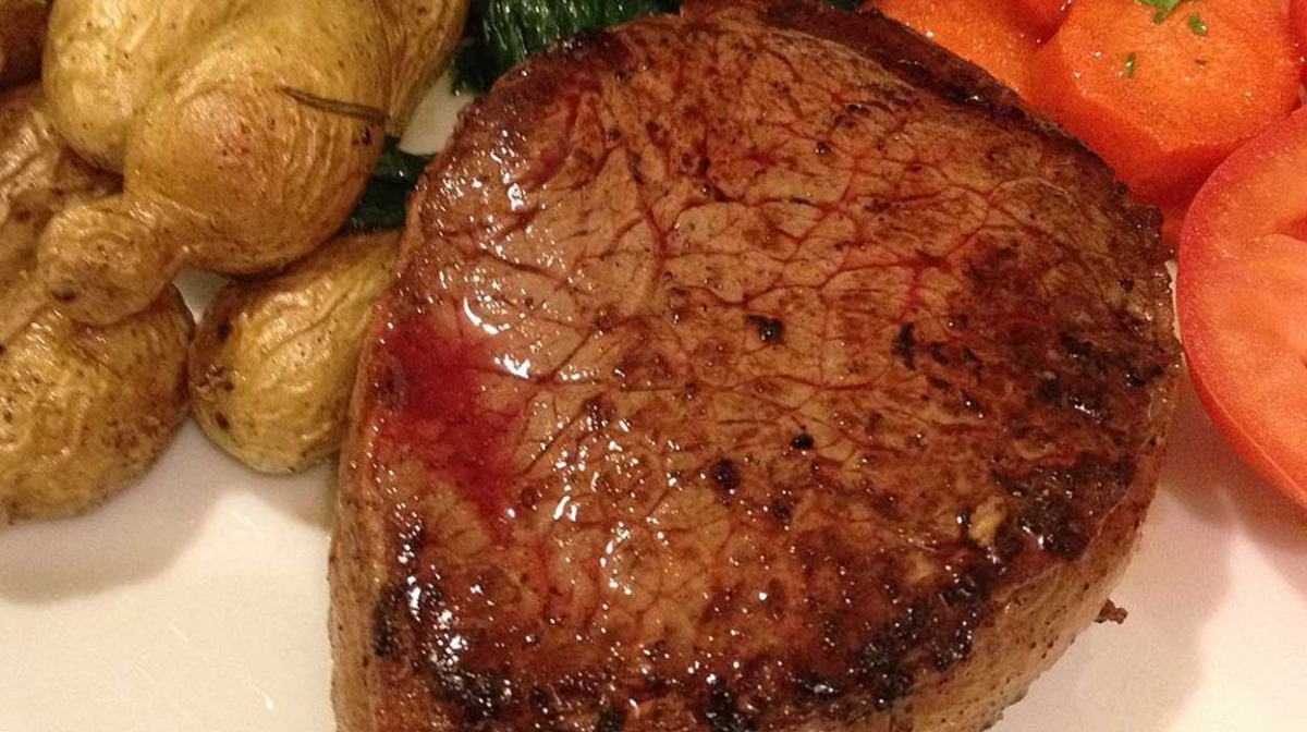 Fancy Filet Mignon
