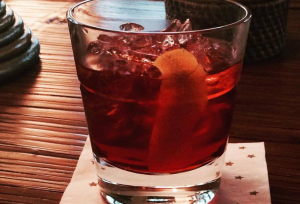 Cindy's Music City Negroni