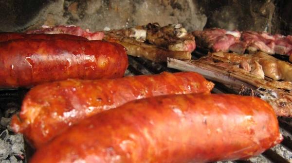 Grilled Chorizo Sausage