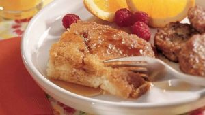 Oven Baked Pancakes