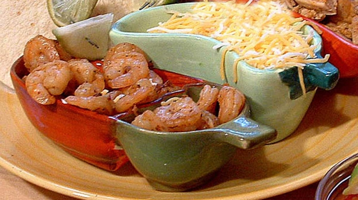 Cumin & Chili Grilled Shrimp